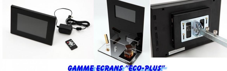 Les crans lcd vid o player et la grande distribution for Ecran pc photo numerique