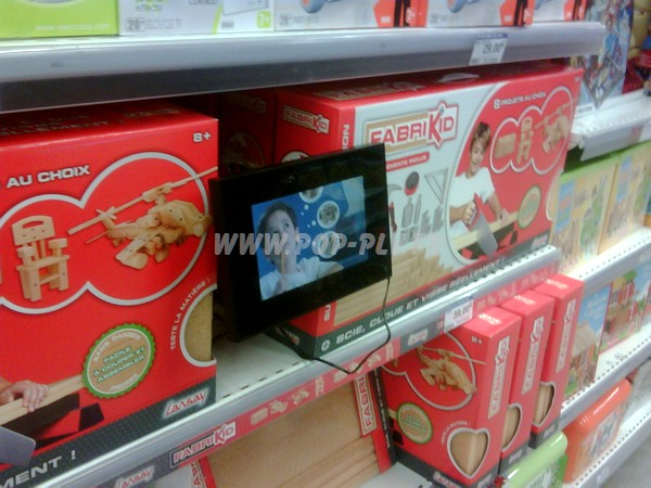 SUPERMARCHE stop-rayon