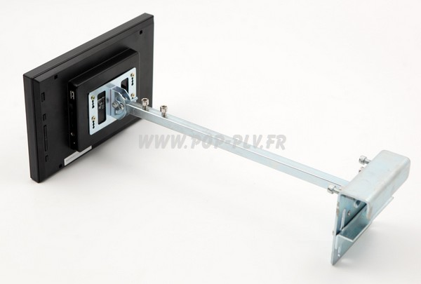 bracket telesocpic -stop-rayon dynamique
