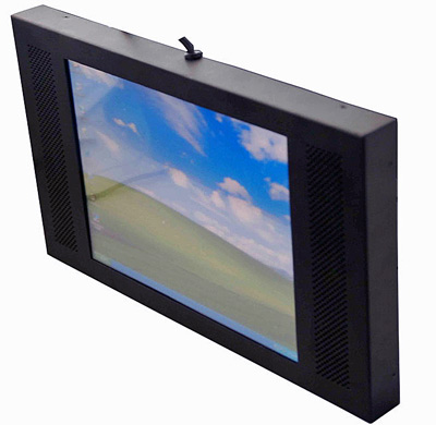 ecran tactile avec PC intégré AD touch 15 pouces