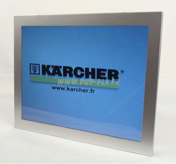 affichage publicitaire ecran-lcd-silver