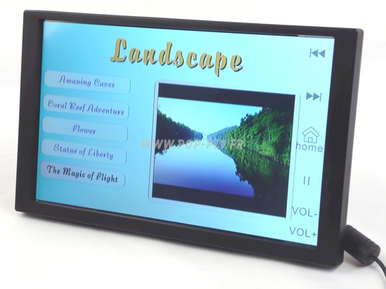 moniteur tactile - écran Lcd gamme « Touch and View »