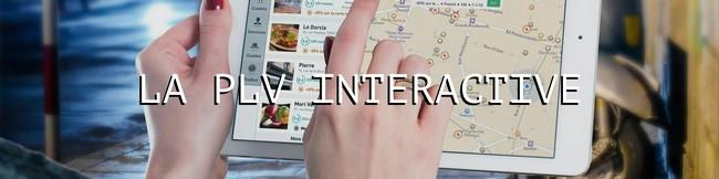 écran numérique - un produit de pointe de la Plv interactive