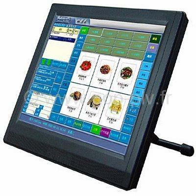 écran interactif avec pc intégré et support de comptoir